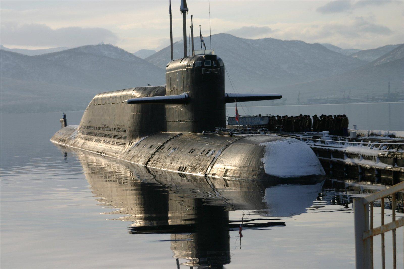 День моряка - подводника