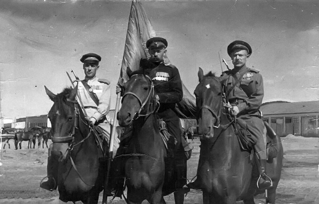 «За советское казачество»